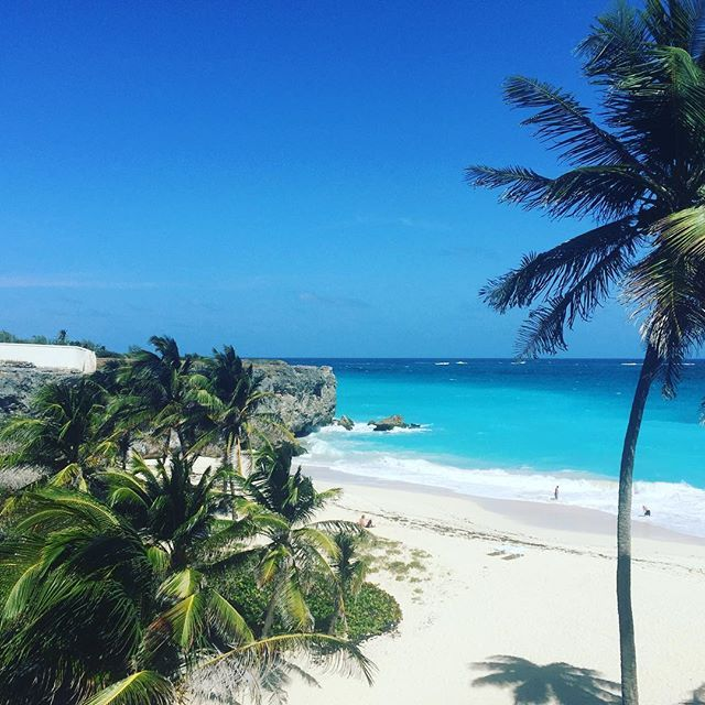 How stunning are our beaches here in Barbados?