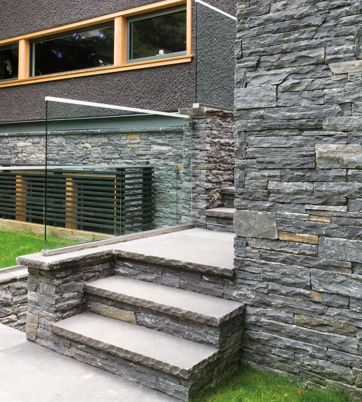Best 62 Best Images About Stone Veneer Stairs On Pinterest 400 x 300
