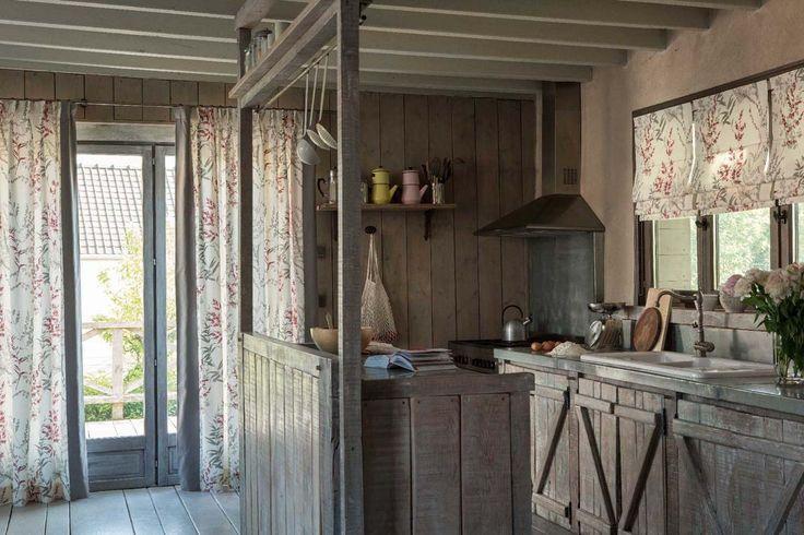 Les 25 meilleures id es de la cat gorie rideaux de cuisine rouge sur pinteres - Heytens boutique en ligne ...