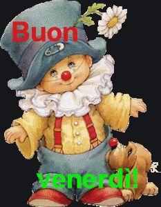 Felice Venerdì/Happy Friday ~ Il Magico Mondo dei Sogni