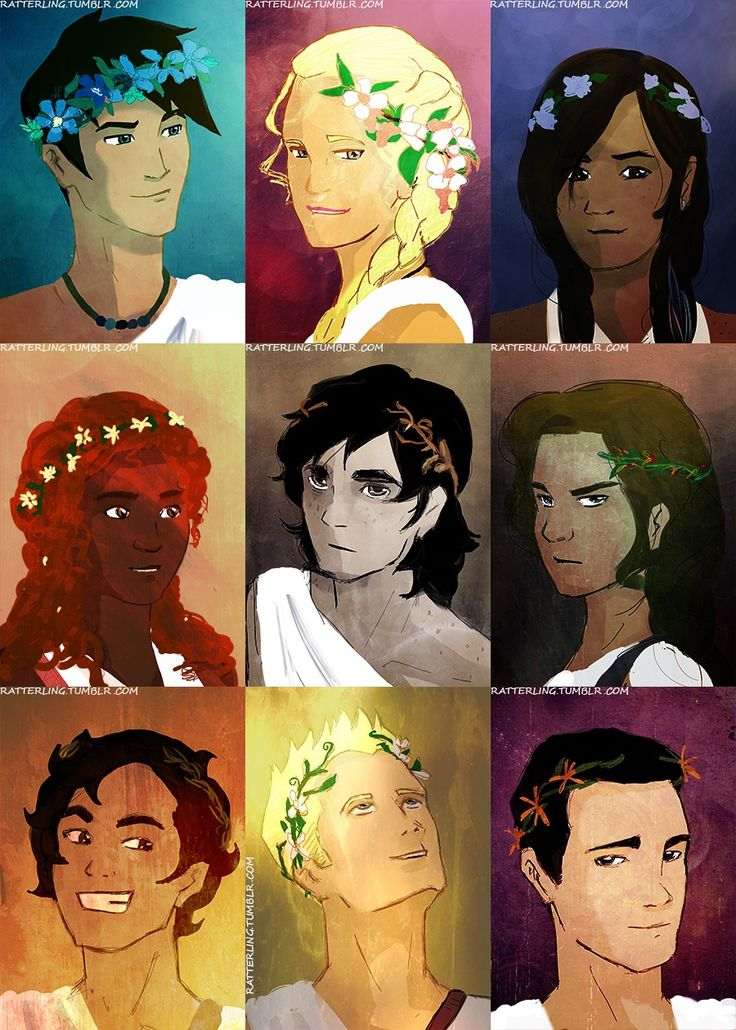Percy Jackson & the Olympians | The Heroes of Olympus