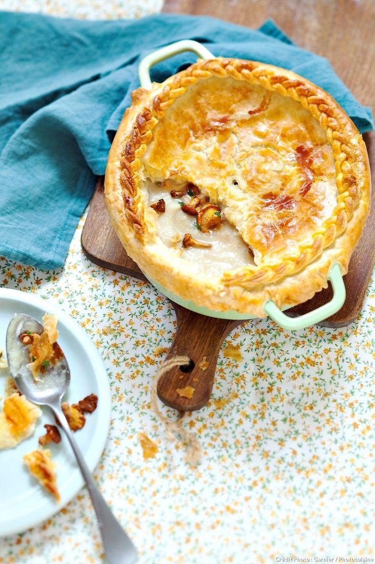 Purée de panais aux champignons lutée en cocotte - Oubliez la traditionnelle purée de pommes de terre, sortez le grand jeu avec une version plus inédite : la purée de panais.