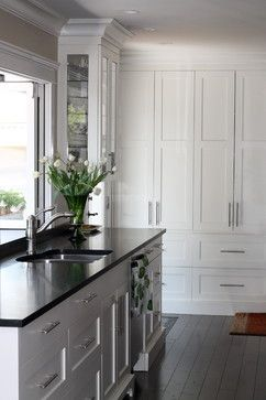 White Shaker Cabinets Design Ideas Pictures Remodel And
