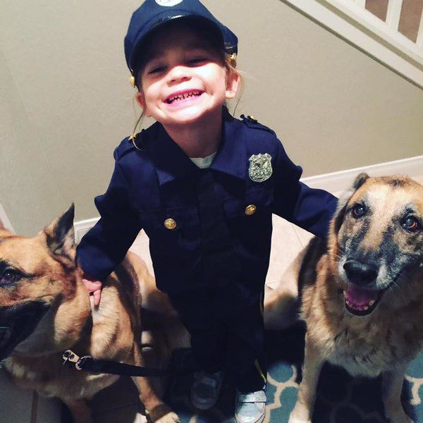 ... off such amazing kid-and-dog duo costumes. The good news is you donu0027t have to ponder that super important and valid question you simply have to enjoy ... & The 50 Best Kid-and-Dog Duo Halloween Costumes - Thriveworks