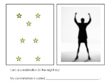 "Constellations - ""I am a constellation!"""