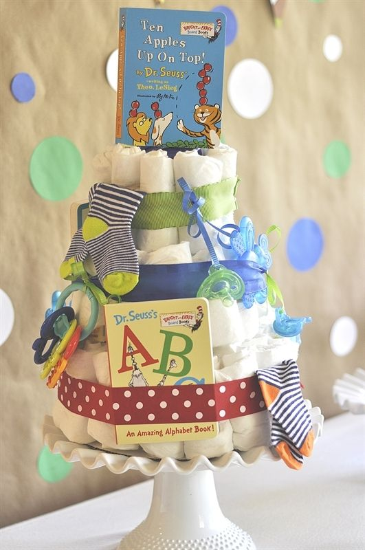 Baby Shower Storybook Ideas