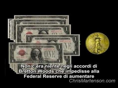 "CRASH COURSE CAP 9 ""Una breve storia della moneta americana"""