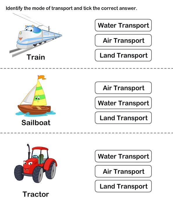 Practice Worksheet for Kids | Free Printable Worksheets and Activities for Kindergarten