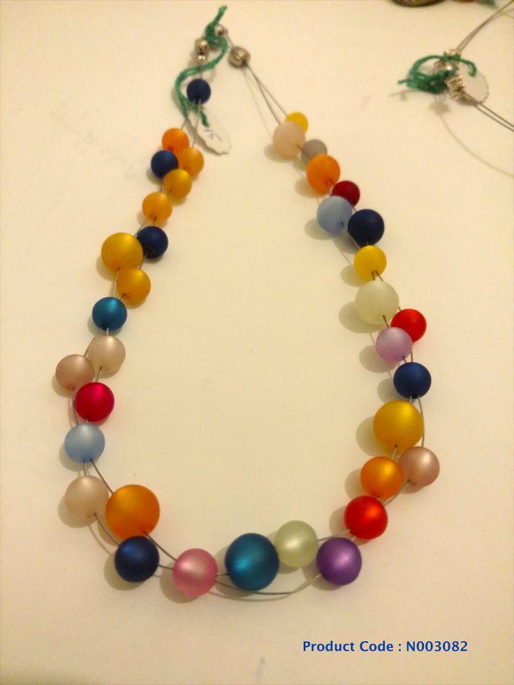 Polaris Necklace #resin #polaris #mat