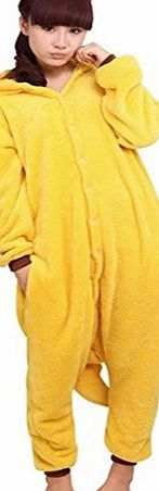 Unisex nightwear and pyjamas Winter Warm Flannel Onesie Pajamas Adult Unisex One Piece Pikachu Pajama (S (155-160cm)) All onesies with the pockets convenient place your phone and wallet.Dont worry, these cuddly onesies are meant to be baggy and loose. igh quality fabric bring you comfor (Barcode EAN = 0600765005762) http://www.comparestoreprices.co.uk/december-2016-week-1/unisex-nightwear-and-pyjamas-winter-warm-flannel-onesie-pajamas-adult-unisex-one-piece-pikachu-pajama-s-155-160cm-.asp