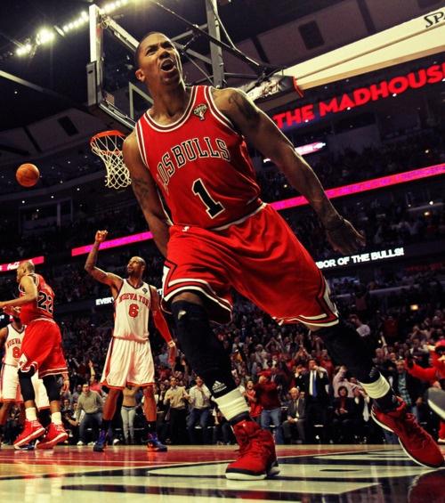 Derrick Rose #Bulls #1