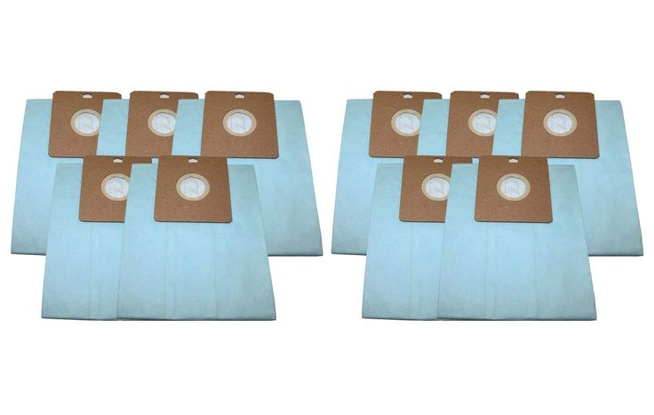10 VP-77 Bissell Vacuum Bags | Part # 203-2026, 32023 & 32115