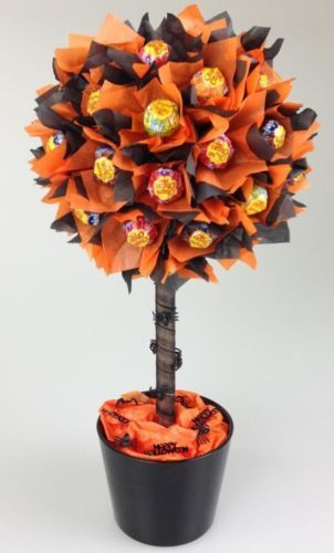 diy halloween decorations with construction paper