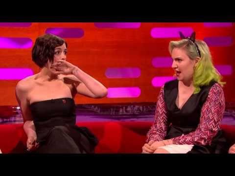 The Graham Norton Show S16E06 Matthew McConaughey, Anne Hathaway, Lena Dunham, Micky Flanagan, Sia - http://hagsharlotsheroines.com/?p=70875