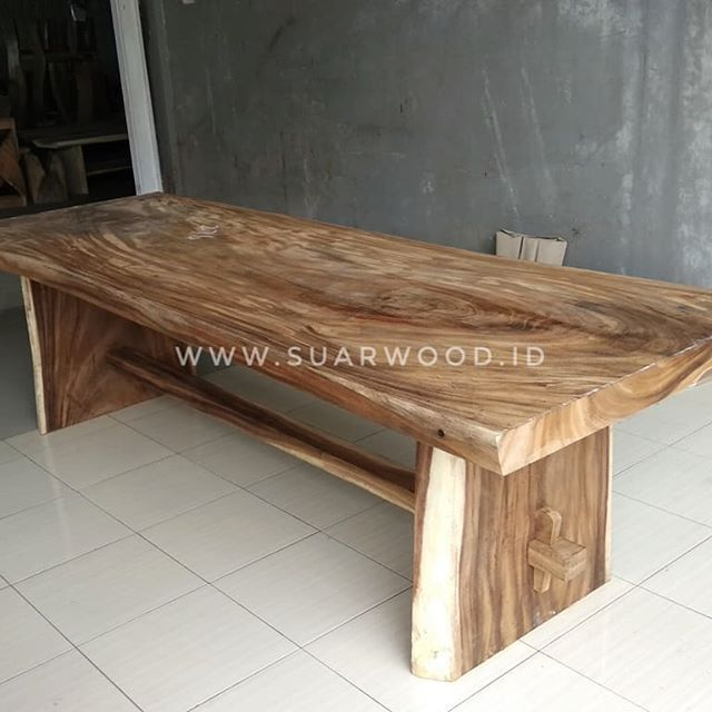 Unfinished dining tablr suar wood slabs.. cheap price cos We are manufacture and export quality Suar Wood slabs at the most competitive price.  Ask price DM me  Ship to worldwide  More info Telp/WhatsApp: 62853-2777-3671 Email: info@suarwood.id  #indonesia #etsyseller #rusticwood #etsyshop #etsy #homedecor #homemade #home #furniture #coffee #decor #design #designs #designer #designers #interior #interiordesign #interiordesigner #modern #rustic #craft #crafts #art #artwork #artist #suarwood…