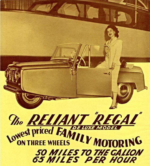 Reliant Regal