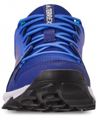 adidas Women s Terrex Tracerocker Trail Running Sneakers from Finish Line -  Blue 11  TrailRunning 0b46afd2e