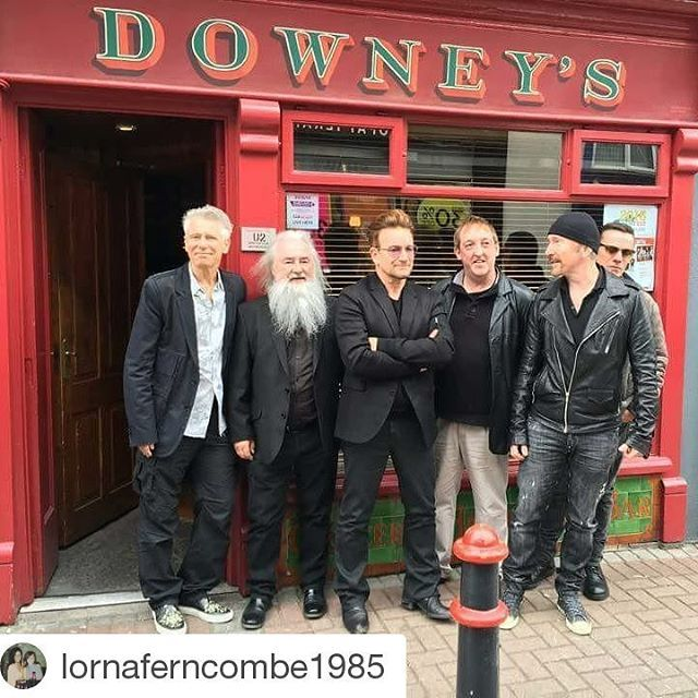 #Repost @lornaferncombe1985 Big visitors in our little town today #U2#Dungarvan✌ U2 [27th May 2016]  #U2 #u2memes #U2NewsIT #Bono #BonoVox #TheEdge #AdamClayton #LarryMullenjr #rock #music #rockmusic #rockband #band #2010s #2010smusic
