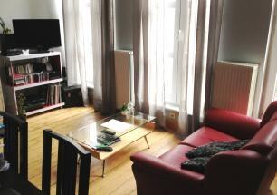 Trendy 1-slaapkamerappartement (32 m²), uiterst geschikt voor koppels Paardenmarkt 93, Antwerpen