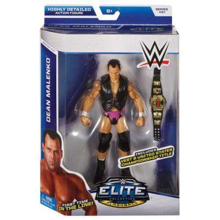WWE Elite Dean Malenko Action Figure, Multicolor