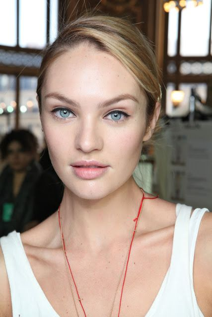 candice swanepoel eyes makeup amp natural pinterest