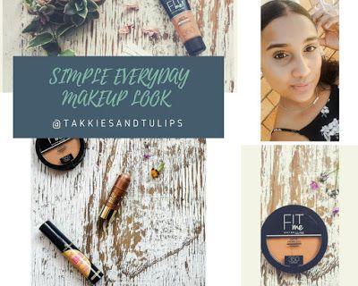 7 STEPS TO MY: SIMPLE EVERYDAY MAKEUP LOOK