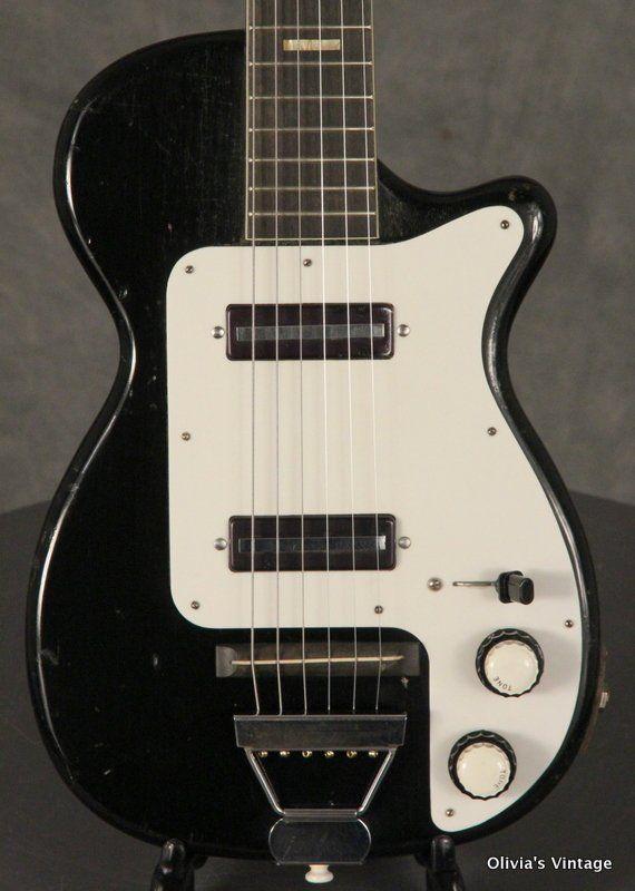 Harmony Stratotone H88 1957 Black