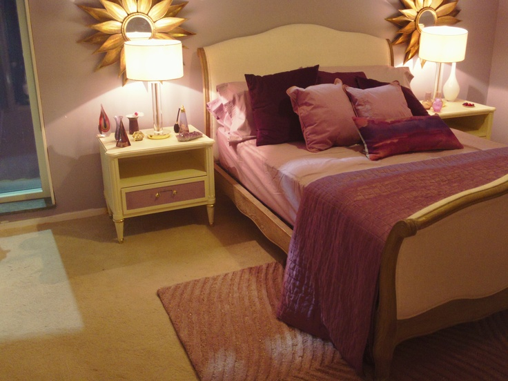 Low Cost Living House styled by Sophie Wyatt. Ideal Home Show March 2013. #bedroom