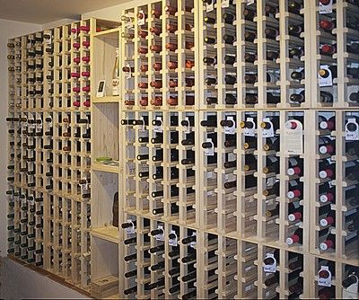 Les 25 meilleures id es de la cat gorie casier bouteilles sur pinterest cas - Meilleures caves a vin ...