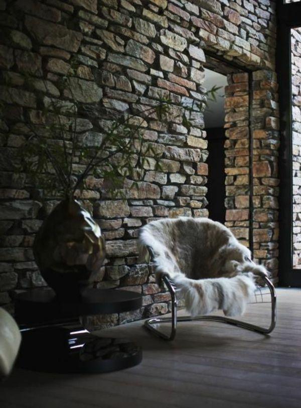 Kunststein wandpaneele Günstige Wandverkleidung steinoptik grau