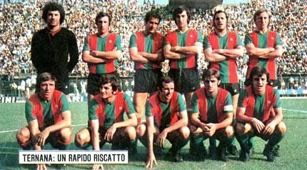 Ternana 1974-75