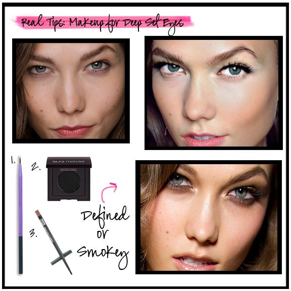 Makeup Tips For Sunken Eyes Jidimakeup