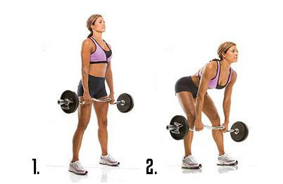 Get that behind in shape... add 20 reps of these onto your routine! #30DFC #Tone