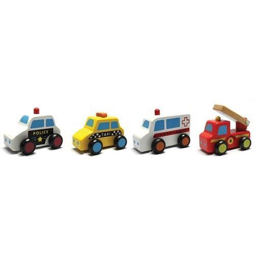 houten autootjes new classic toys | ilovespeelgoed.nl