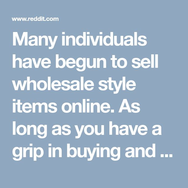 Many individuals have begun to sell wholesale style items online. As long as you have a grip in buying and selling you may be able to build a future . The prospect of purchasing clothes to resell isn't quite as simple as it appears to be. Probably one of the items is to make certain that you have found yourself a wholesale distributor which will meet your needs and that may work with your group up. To learn how to locate the master distributors, keep reading online below.