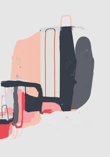 "Saatchi Art Artist Alessandro La Civita; New Media, ""#127 - Limited Edition 1 of 50"" #art #abstract"