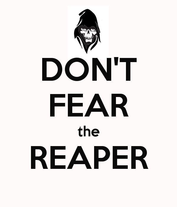 DON'T FEAR the REAPER - OITNB Season 2 finale.