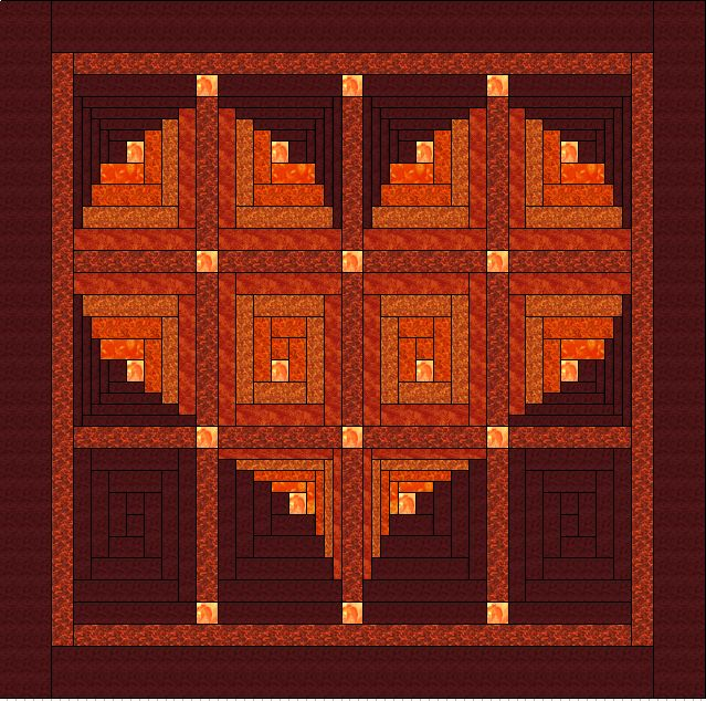 (7) Name: 'Quilting : Valentine Wall Hanging - 40'x40'