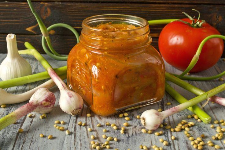 Томатный касунди — индийский соус из помидоров. Пошаговый рецепт с фото - Ботаничка.ru
