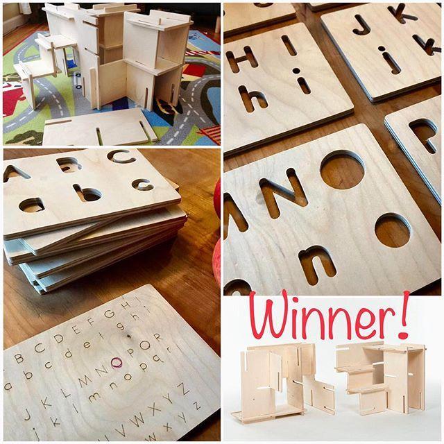Congratulations To Brianna Weimar Our October Teacher Appreciation Winner Were Putting Together A Box Of Toys Teacher Appreciation Kids Safe Letter Stencils
