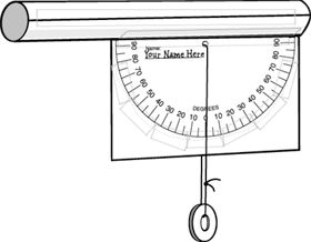 how to use a clinometer to measure tree height