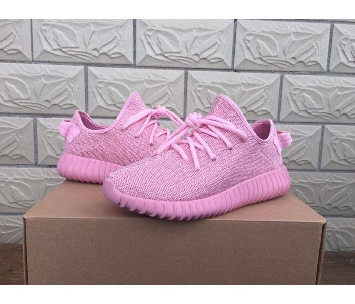 652ad9e58f6c Yeezy Boost 350 Kids Shoes Pink Color for Children