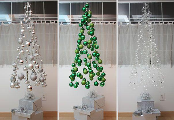 22 Creative DIY Christmas Tree Ideas | Bored Panda