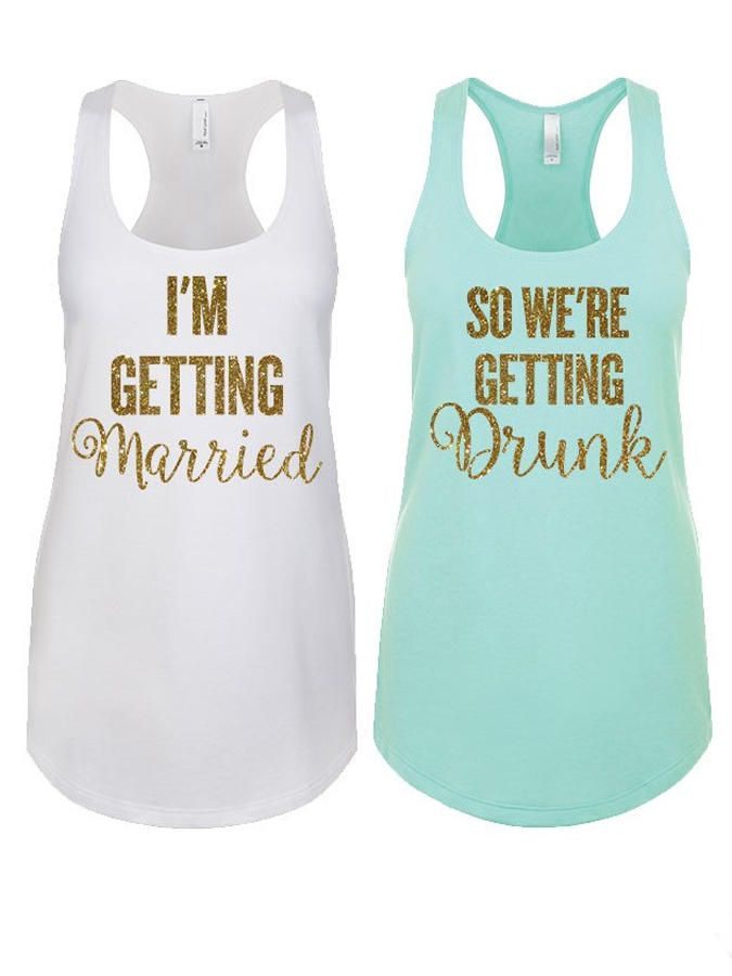 Bachelorette Party Shirts For Every Squad | TheKnot.com