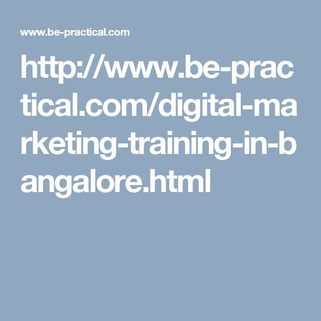 Digital marketing training in Bangalore with 100% JOB placement guaranteed in various MNC companies.Best SEO training in Bangalore by certified experts from industries