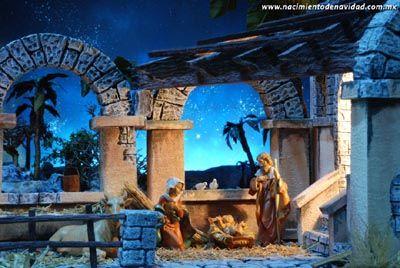 Modelos de nacimientos navideños clásicos | Navidad -