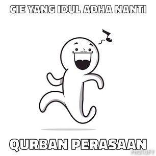 Qurban perasaan :(