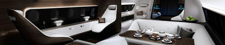 Mercedes-Benz Style and Lufthansa Technik