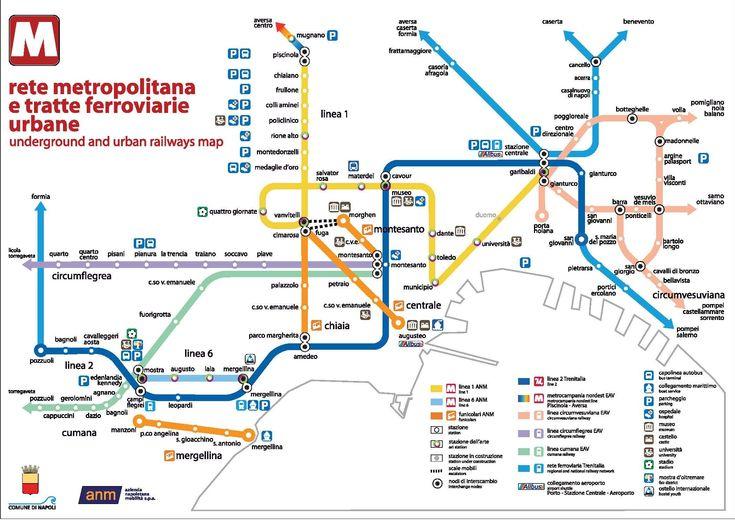 Comune di Napoli - Il trasporto pubblico a Napoli