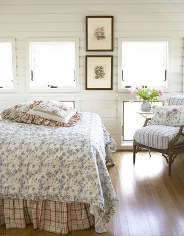 Seaside Cottage Decor - Barbara Bakegaards Seaside Cottage - Country Living